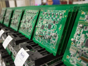 pcb assembly layout and design